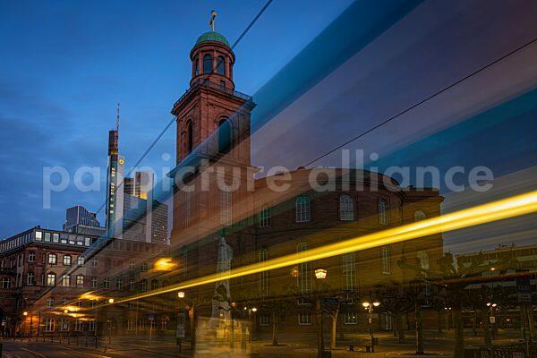 Die Paulskirche in Frankfurt am Main (20.03.2021)