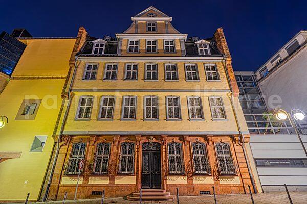 Das Goethe-Haus in Frankfurt am Main (15.05.2021)