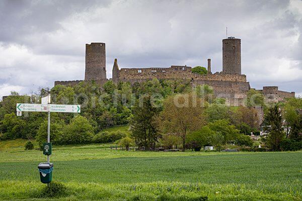 Burg Münzenberg in der Wetterau (19.05.2021)