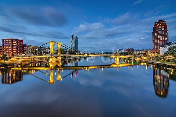 Wolken über Frankfurt (26.05.2021)