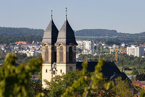 Die St. Jakobus Kirche in Ockstadt (Wetterau) (01.06.2021)