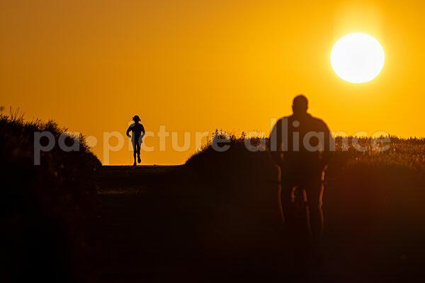 Sonnenaufgang (14.06.2021)