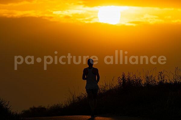 Sonnenaufgang (19.06.2021)