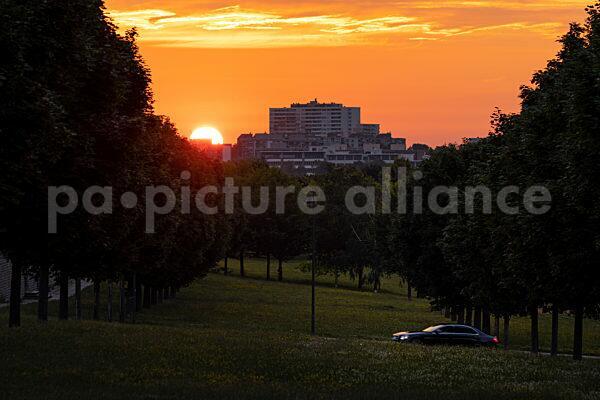 Sonnenaufgang (27.06.2021)