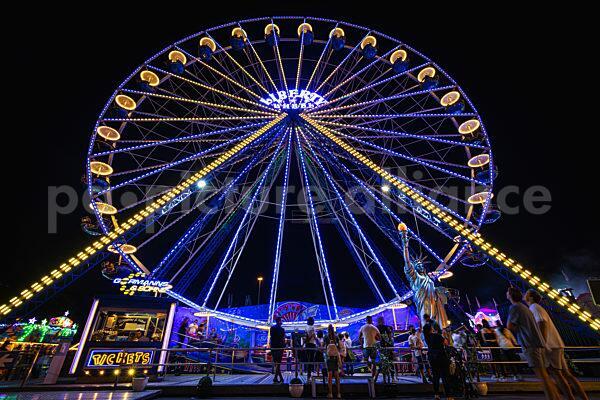 Dippemess in Frankfurt am Main 2021 (09.09.2021)